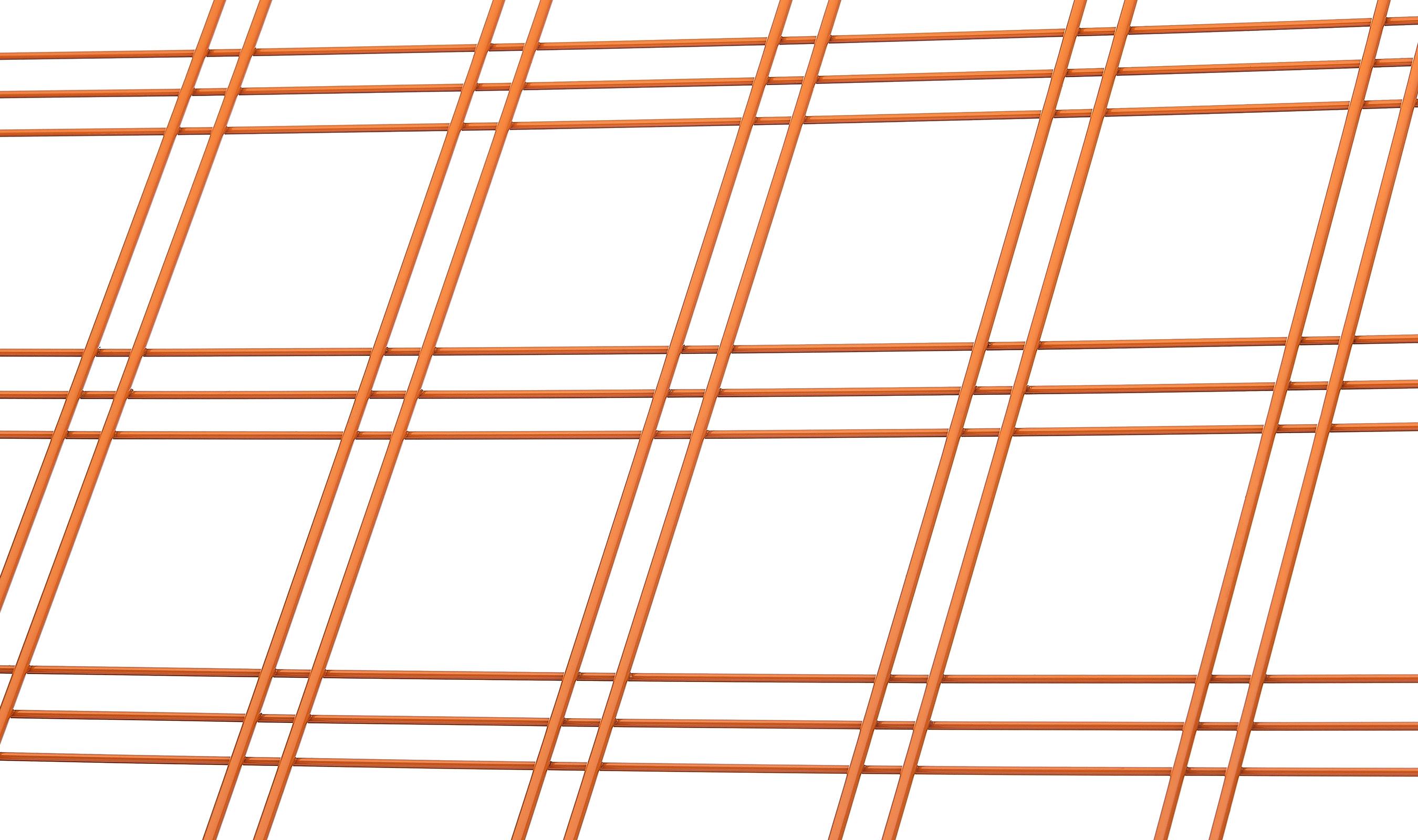 WDZ-542 Ornamental Welded Wire Mesh