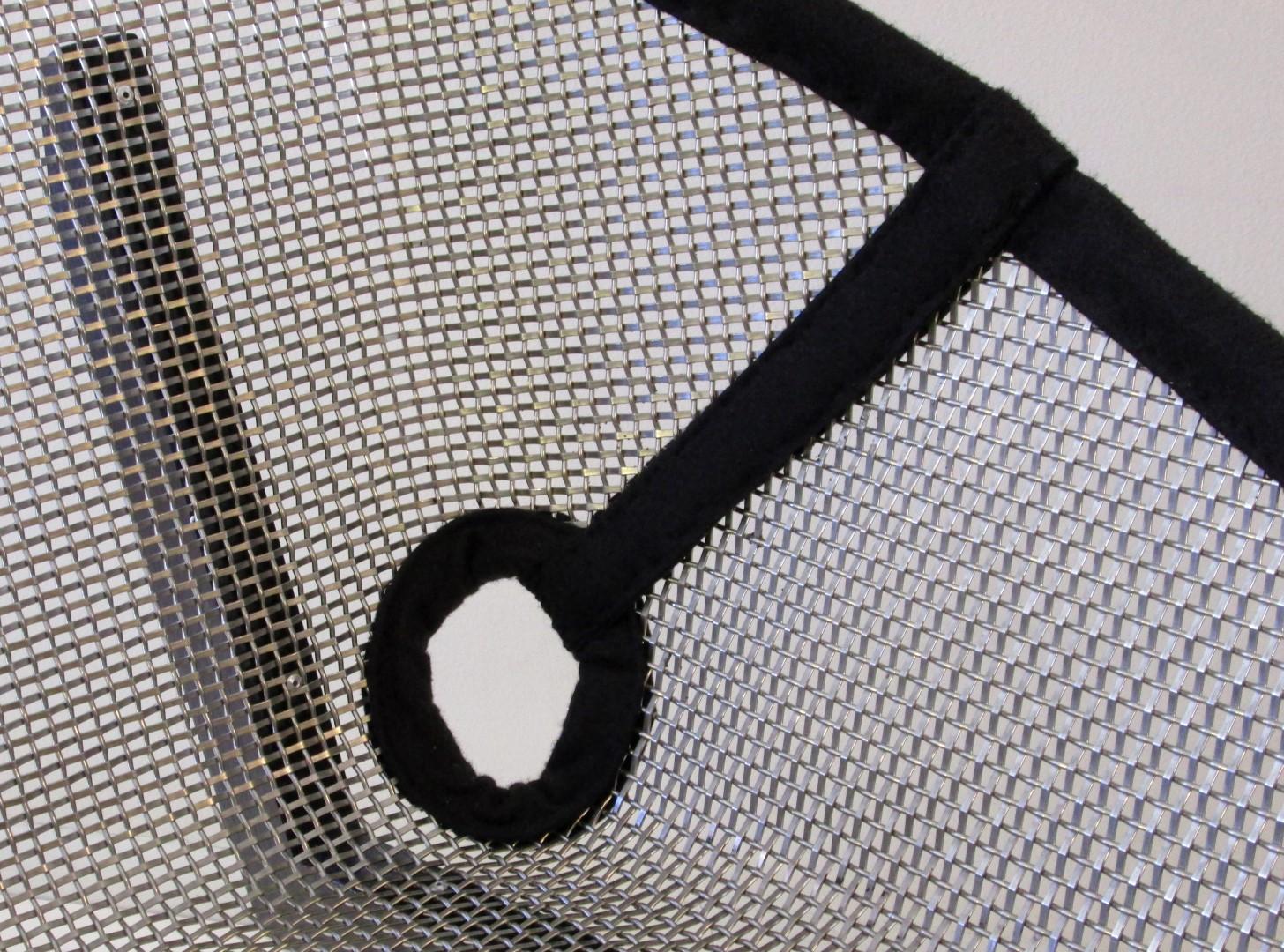 Chris Palmer Cut-Fold Mesh Chair