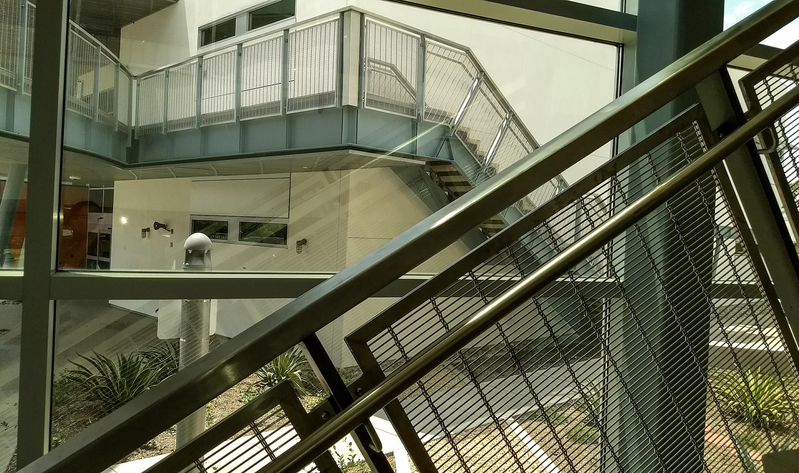 Cerritos College, Math/CIS and Fine Arts Buildings
