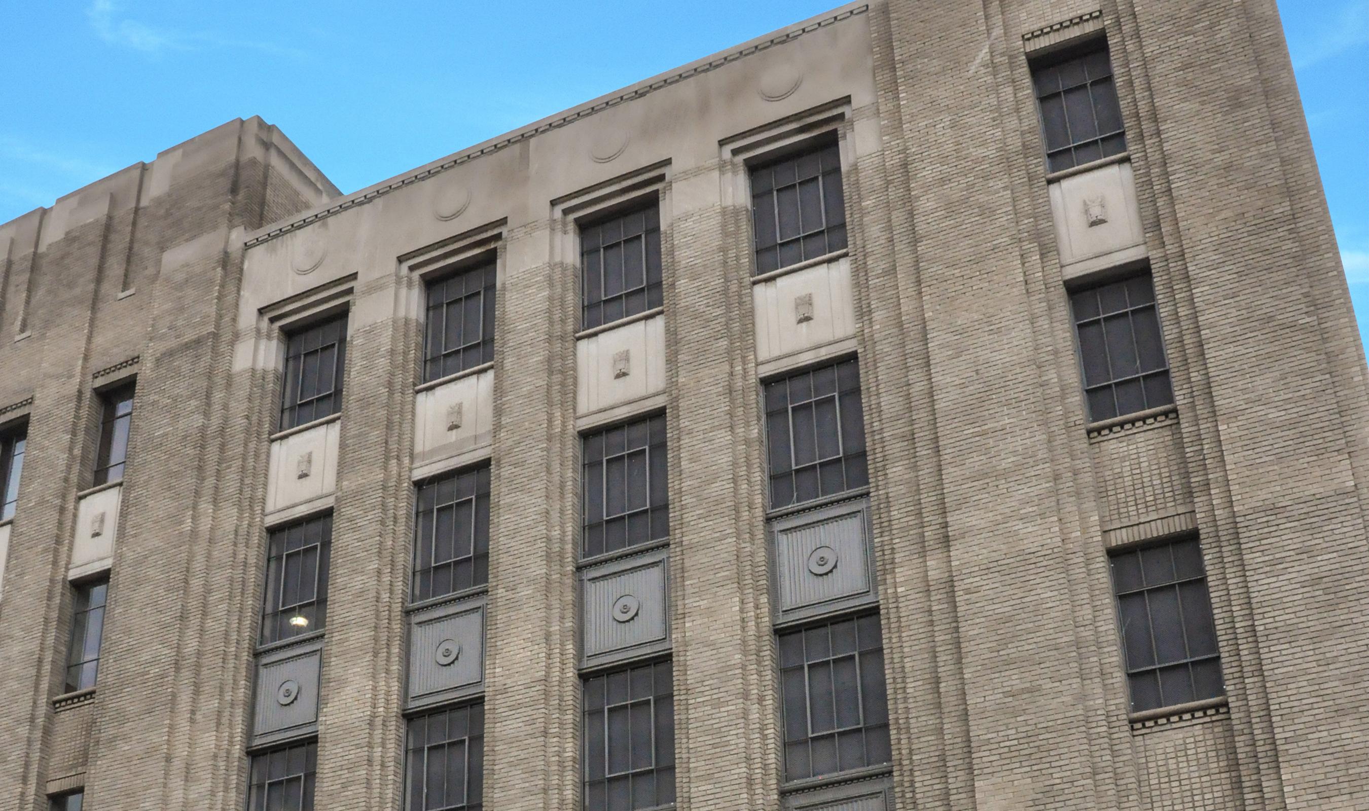 Detroit News Restoration Project