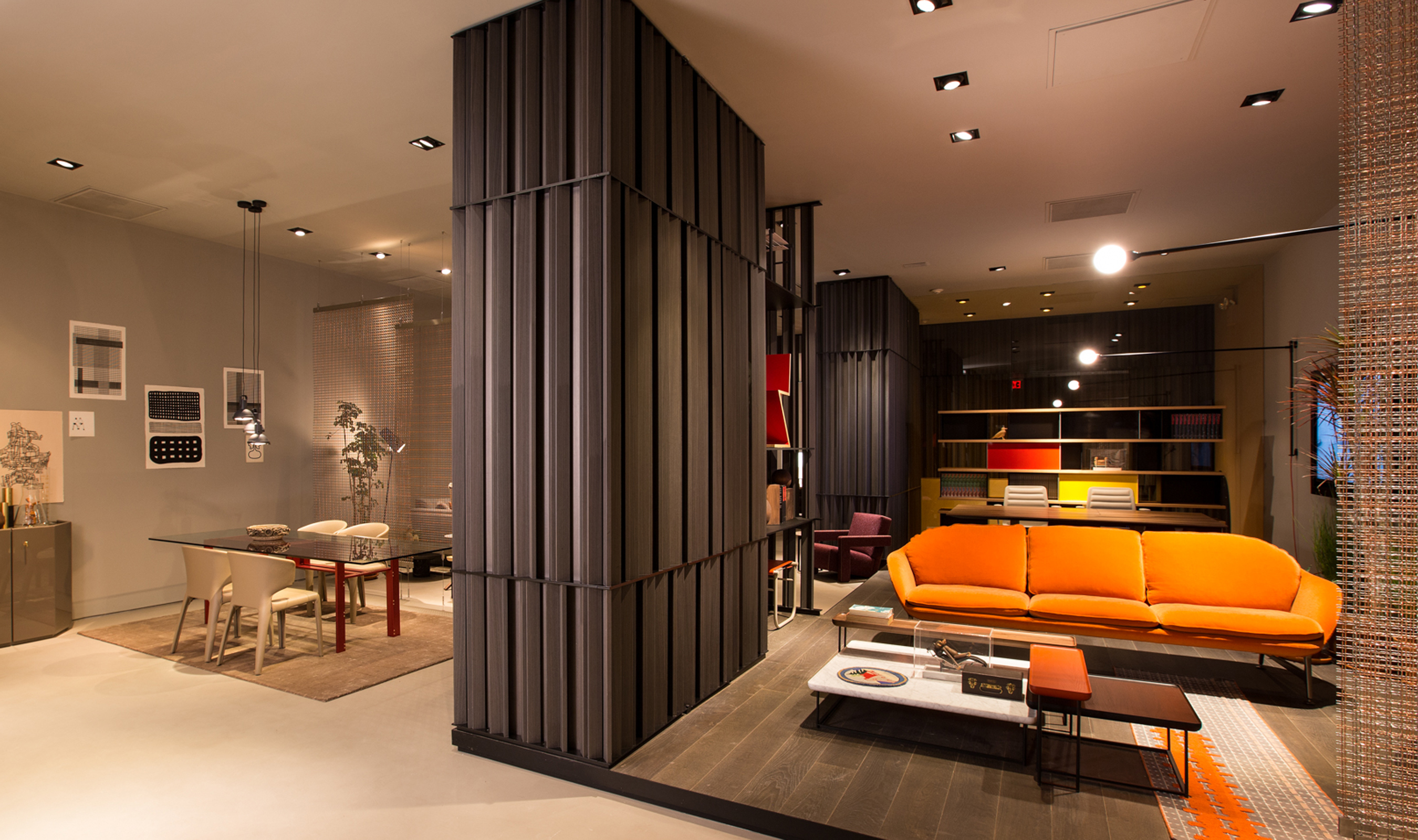 Furniture Showroom in New York