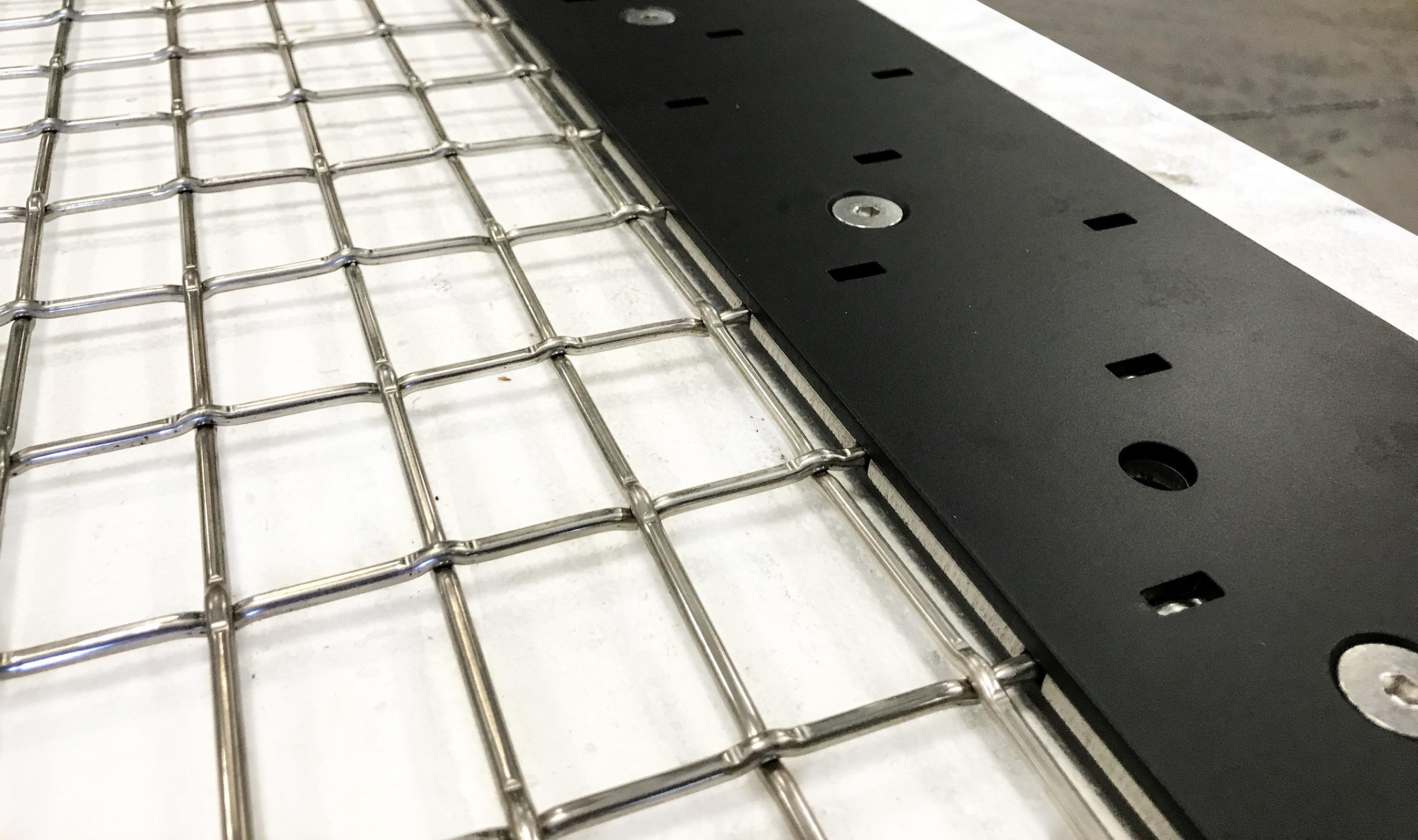 Laser cut Capture System