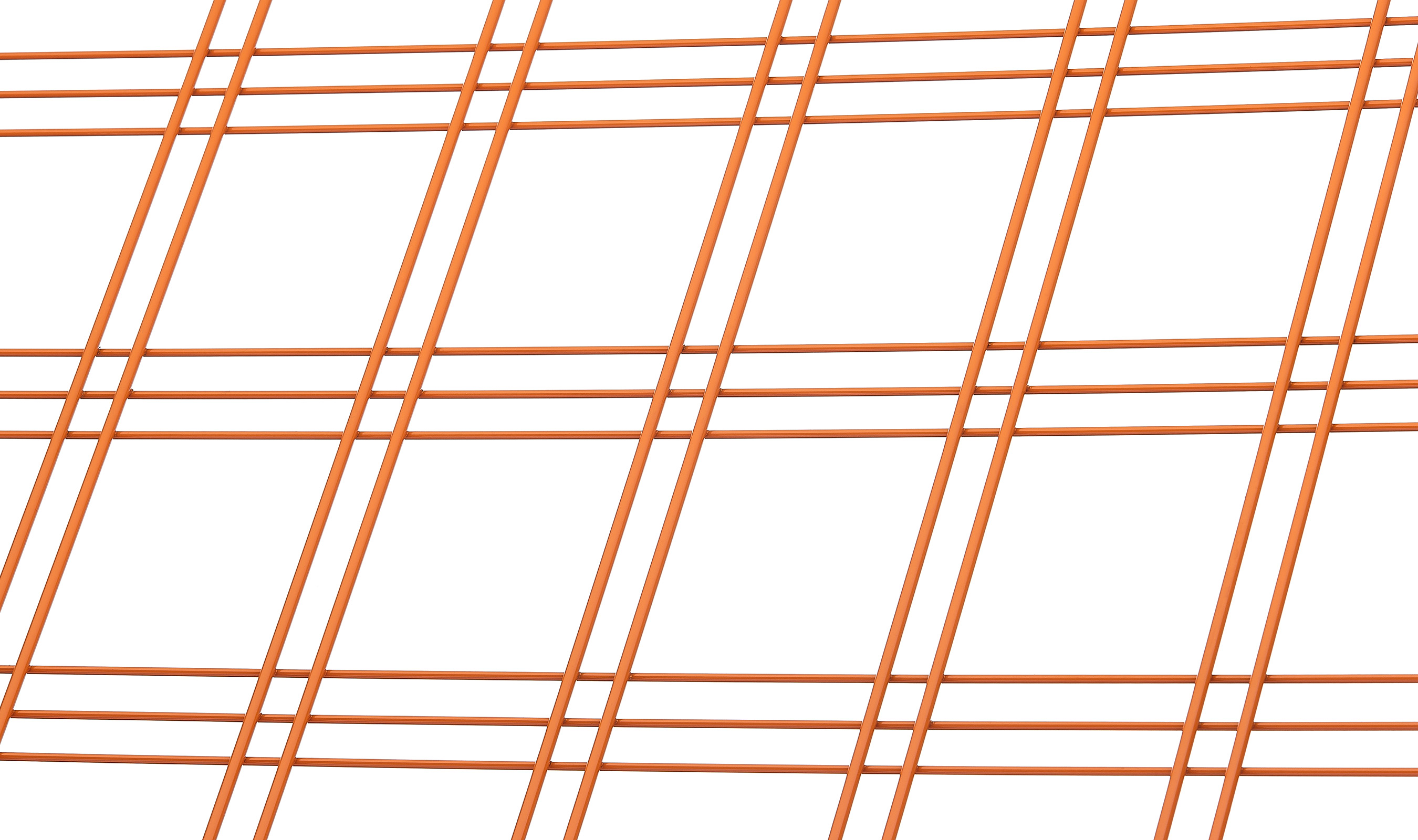 WDZ-542 Ornamental Welded Wire Mesh