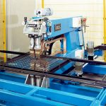 Jig welder for CNC spot welding
