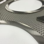 Laser cutting for specialty shapes