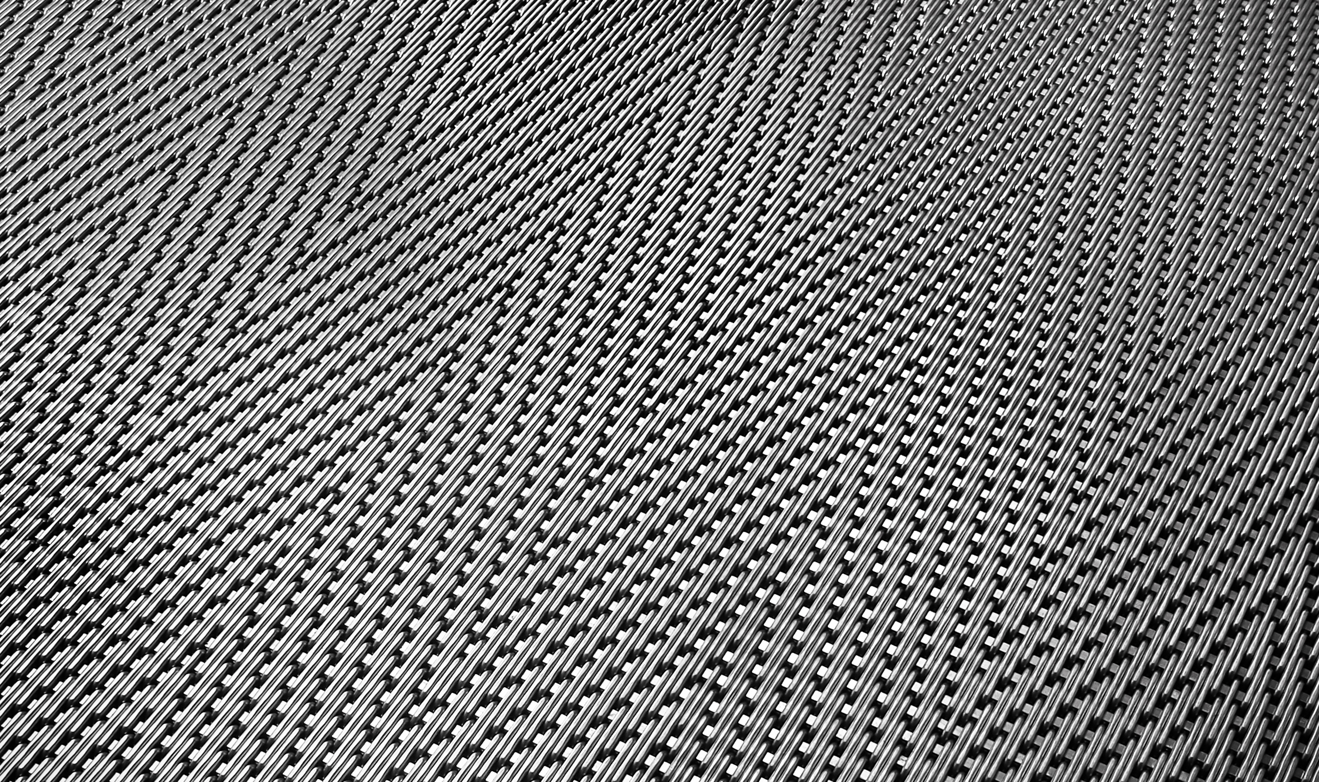 DT-1 architectural wire mesh woven in stainless steel