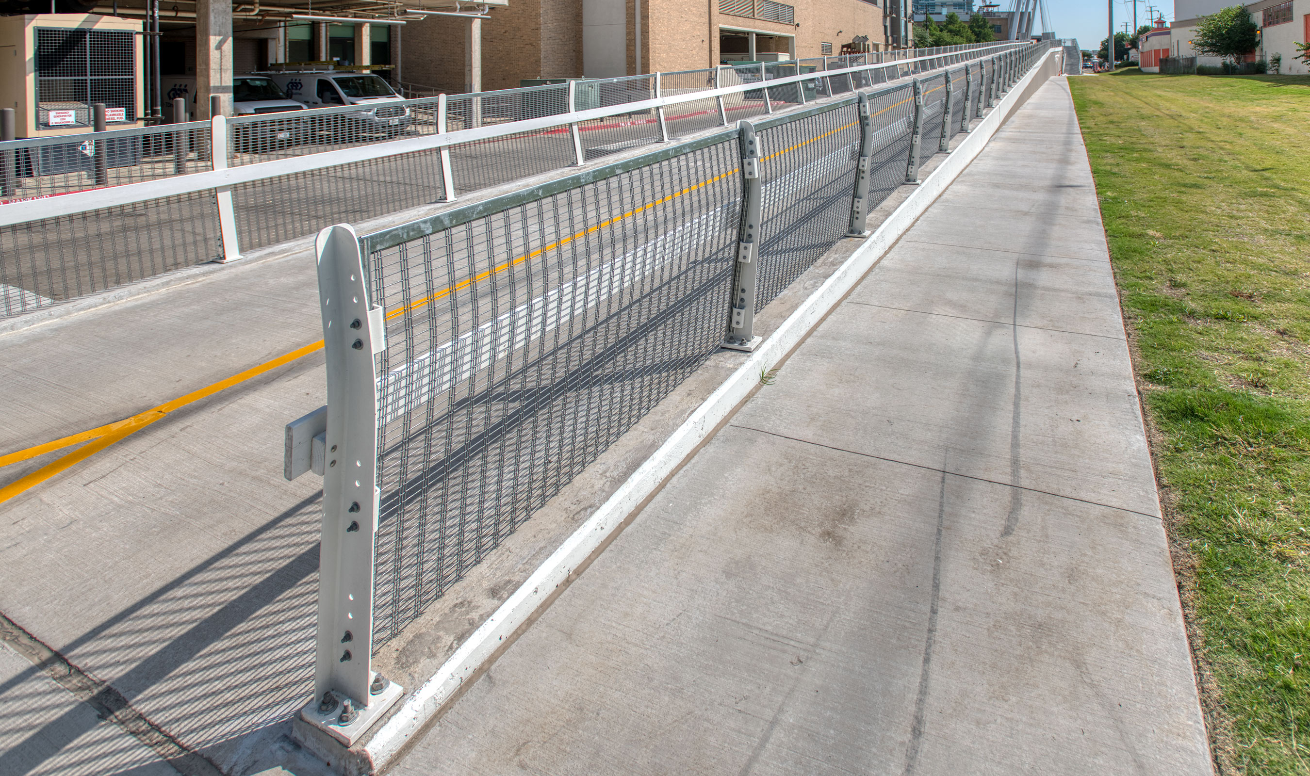 Mockingbird Pedestrian Bridge