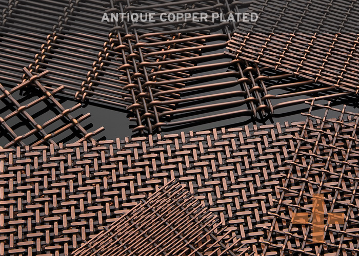 Antique Copper Plated