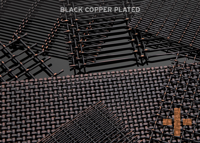 Black Copper Plated