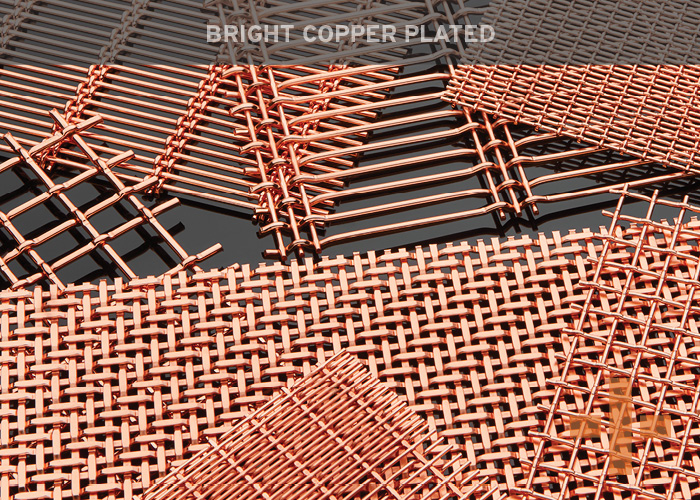 Bright Copper Plated
