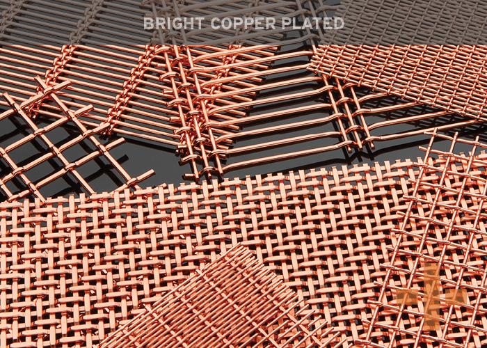 Bright Copper Plated