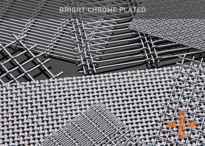 Bright Chrome Plated