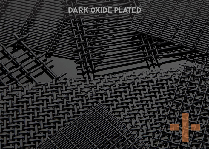 Dark Oxide Plated