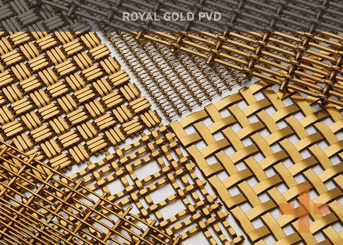 Royal Gold PVD