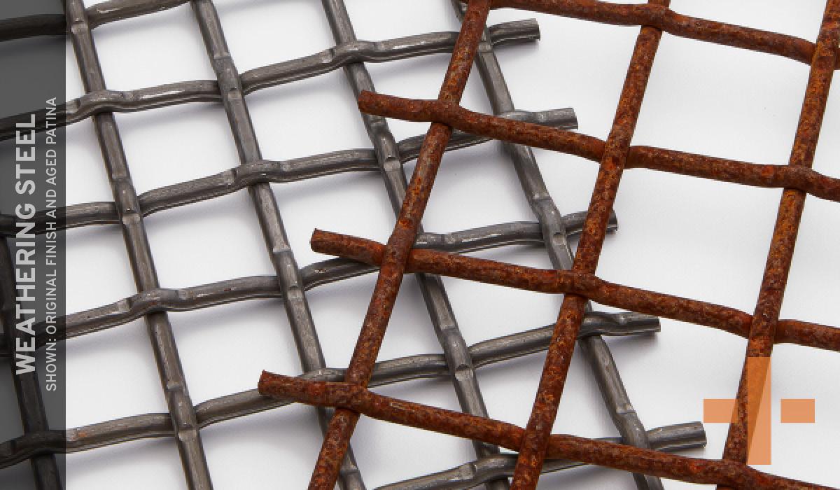 weathering-steel