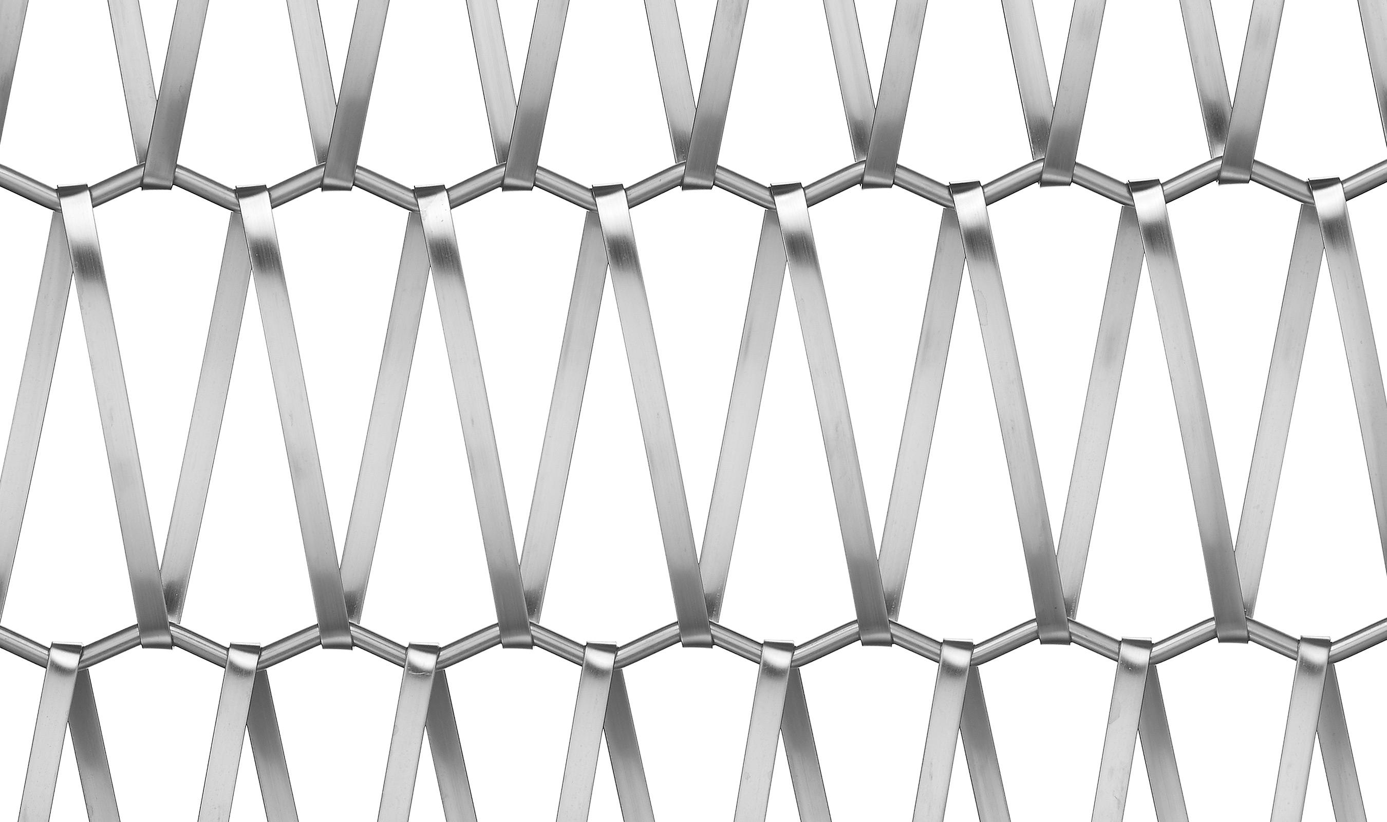 DUNE 40100 Stainless Flexible mesh