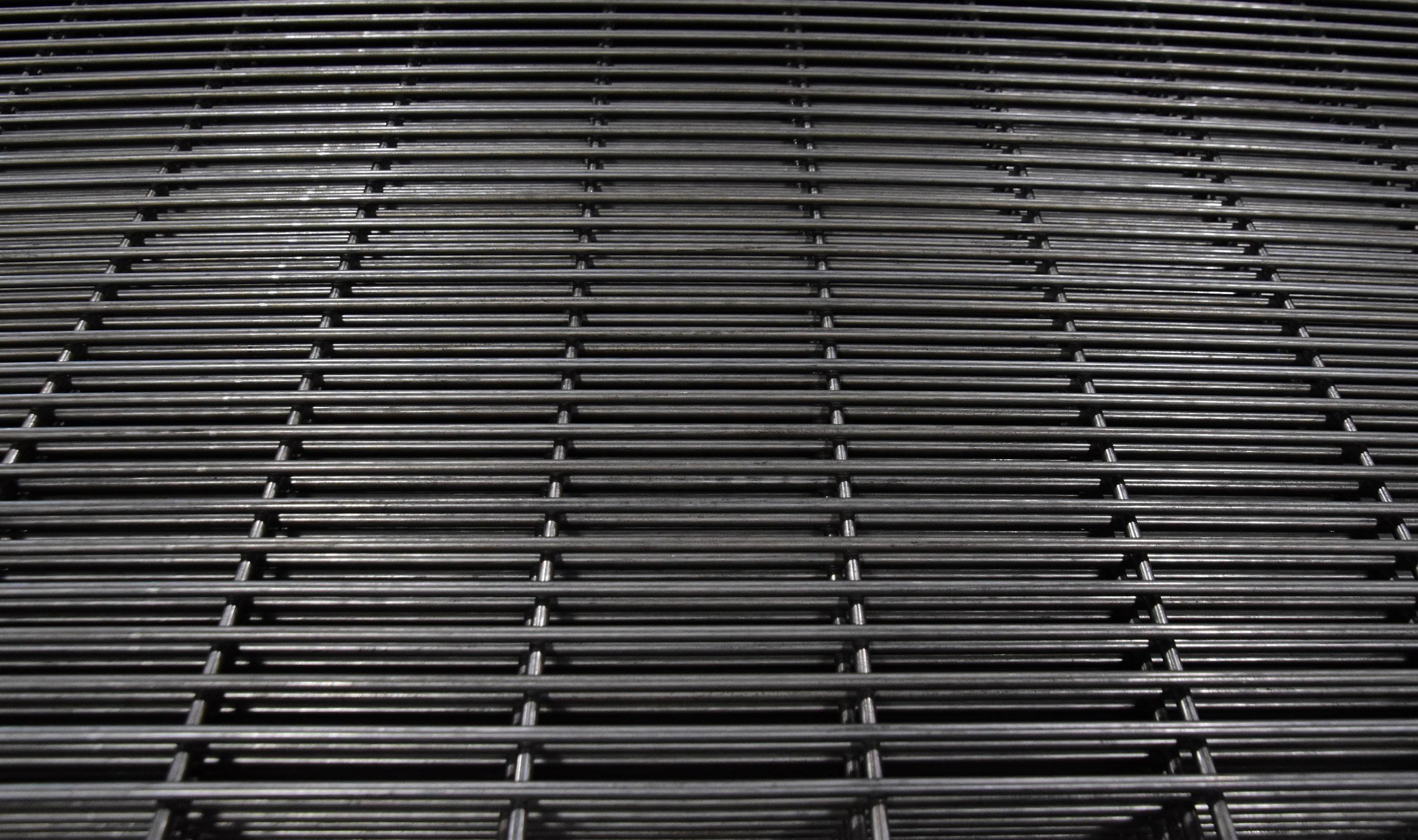 WDZ-464 Plain Steel welded wire mesh